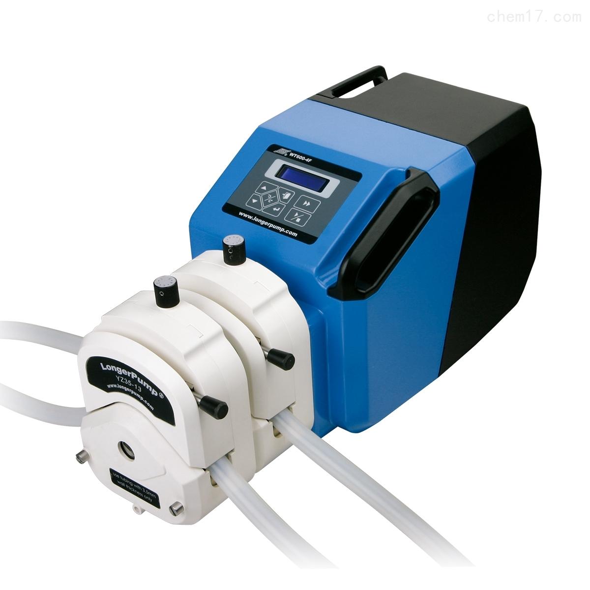 兰格工业不锈钢灌装蠕动泵   全型号