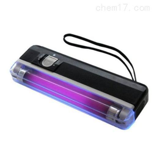 手持式电池供电紫外线灯