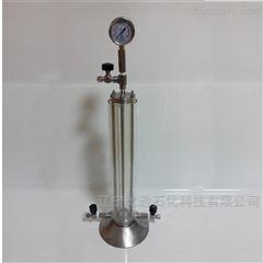 0221压力密度计圆筒