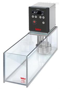 KISS 110A 透明聚碳酸酯加热浴槽 Huber