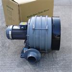 5.5KW增壓助燃HTB125-704透浦式鼓風機
