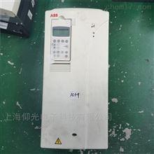 ABB变频器显示故障代码4280维修处理
