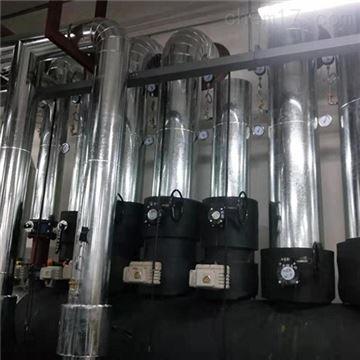 北京防腐铁皮风筒橡塑保温工程