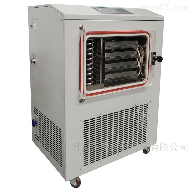 LGJ-30FD中试多肽蛋白冻干粉冷冻干燥机