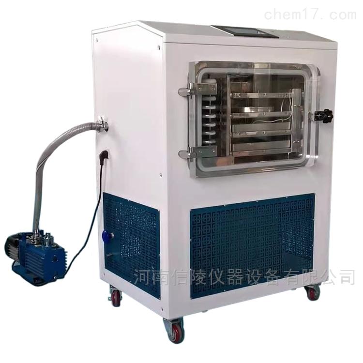 胶体金0.4平米中试冷冻干燥机LGJ-30FD
