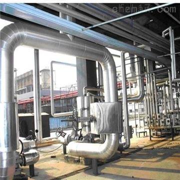 齐全山东不锈钢管道保温工程施工