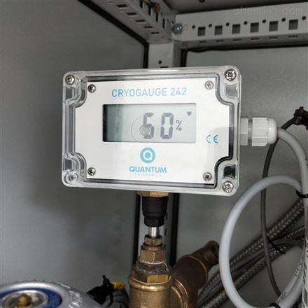 液氮罐用遥测型液位显示报警表