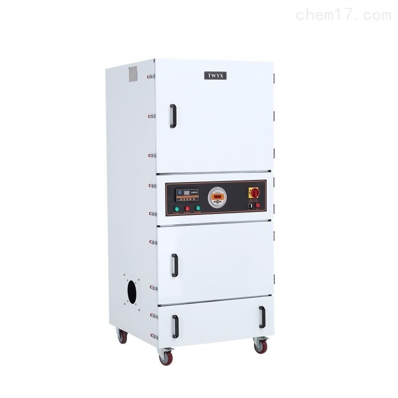 移动式工业脉冲防爆除尘器