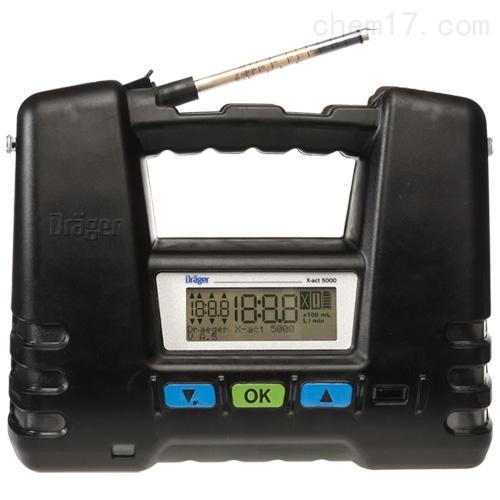 德尔格电动采样泵搭配检测管X-act 5000