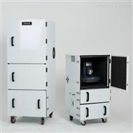 GYJC1500流水线除尘清理高压柜式吸尘器