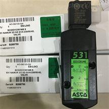 8316P066100-240AC/DC部件一览杰高ASCO两位两通电磁阀