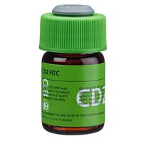 BD FITC小鼠抗人类CD2  克隆S5.2 抗体