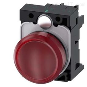 3SU1102-6AA30-1AA0指示灯