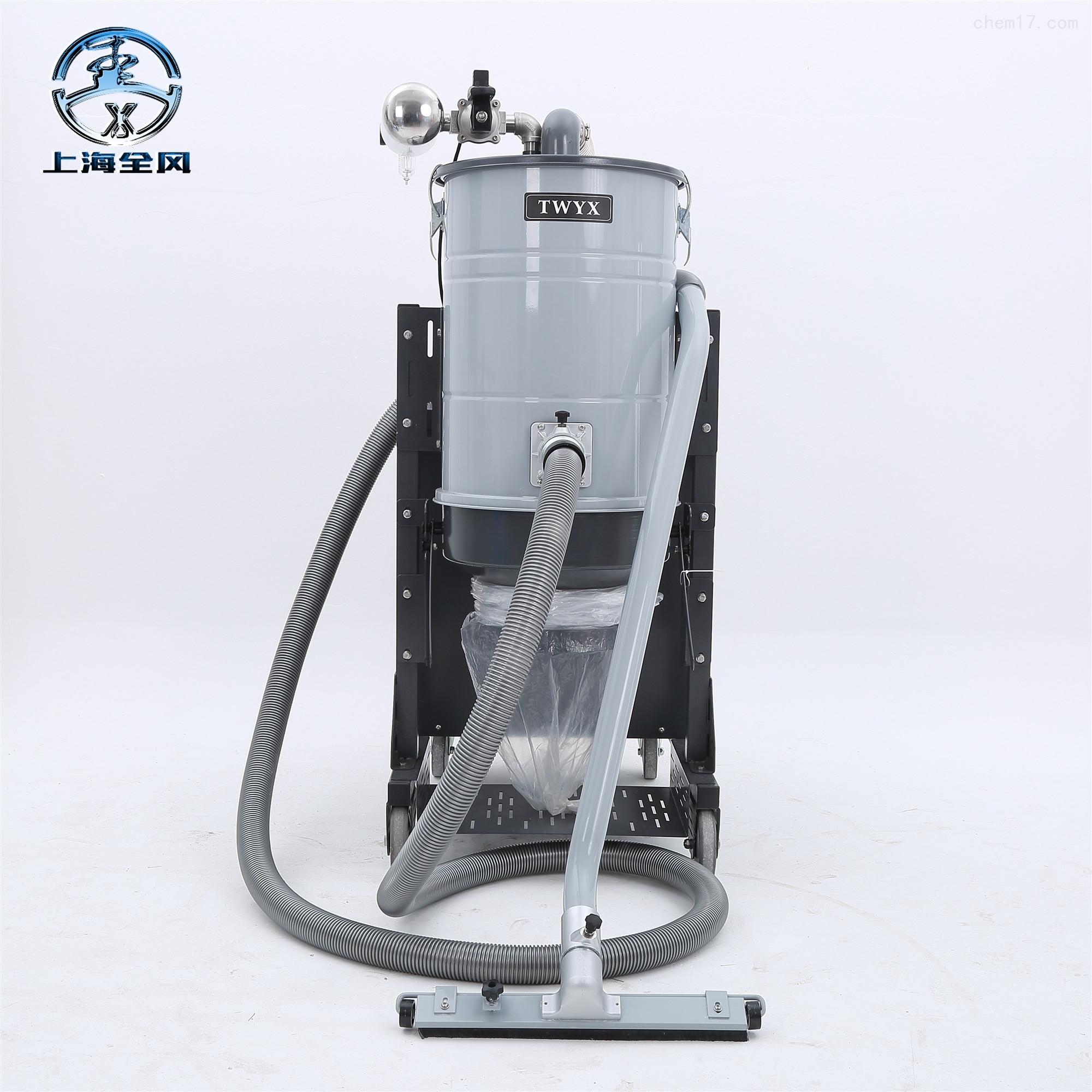 大面积粉尘清理工业吸尘器
