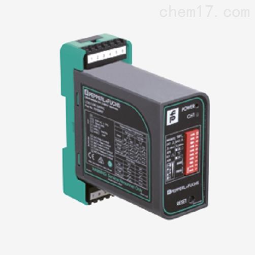 德国P+F回路检测器