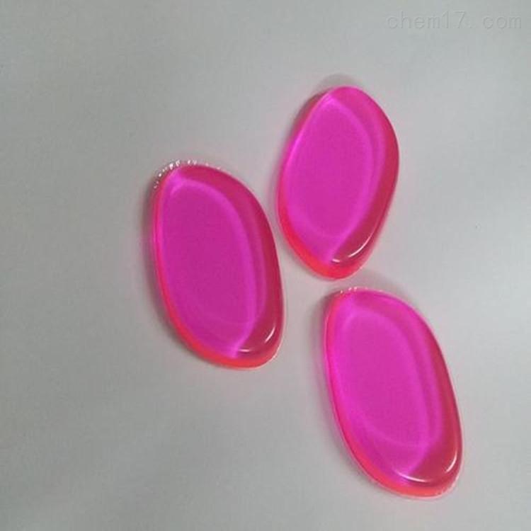 柔软可调色粉扑环保硅凝胶