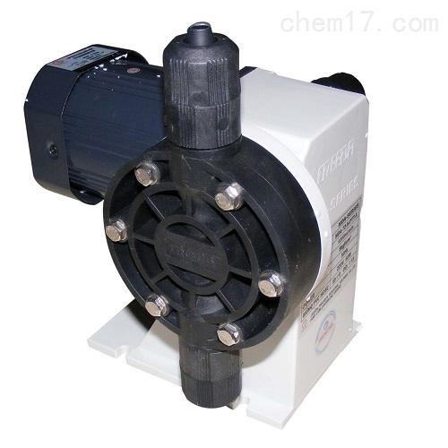 进口卧式隔膜计量泵