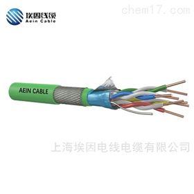 AC-FLEX813埃因双绞带屏蔽双护套高速拖链电缆