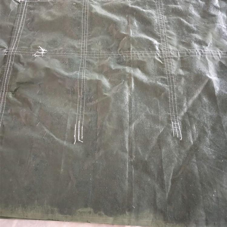 帆布沥青袋防漏涂覆硅胶