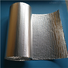 反光彩钢双面铝箔隔热膜批发