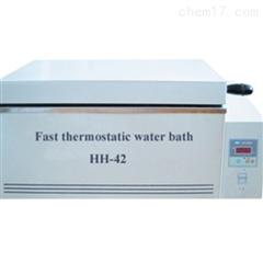 HH-42数显恒温循环水箱操作方法