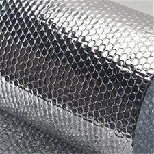 双面铝箔单层气泡膜隔热材料厂家定制