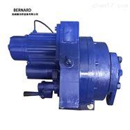 廠家銷售伯納德大功率角行程電動執行器
