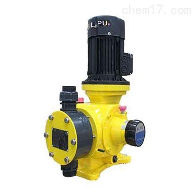 愛力浦隔膜計量泵加藥泵JZM-A係列