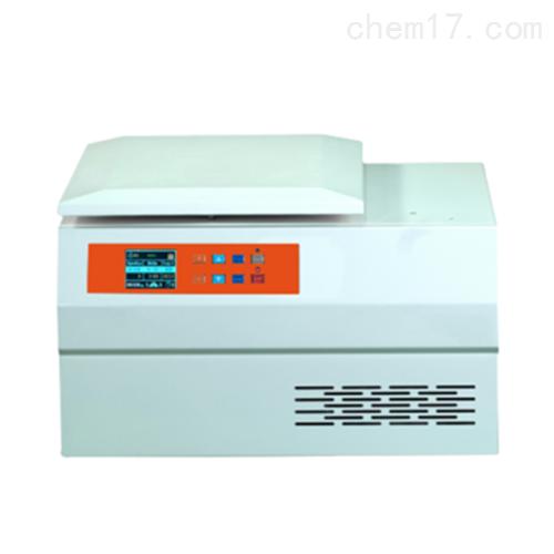 低速大容量台式冷冻离心机