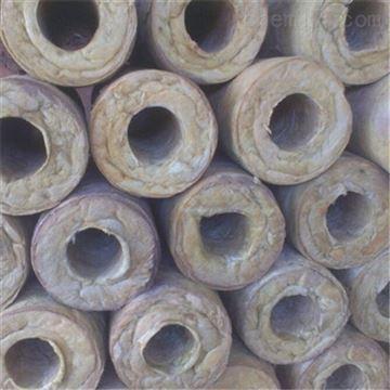 27-1220绝热岩棉保温管壳定做价格