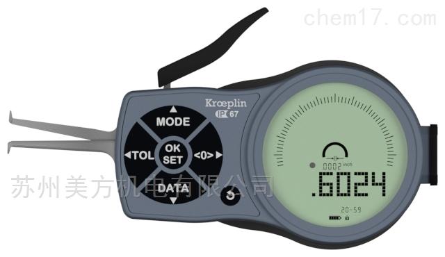 G102德国KROEPLIN数显卡规L102