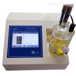 全自動庫侖法水分測定儀