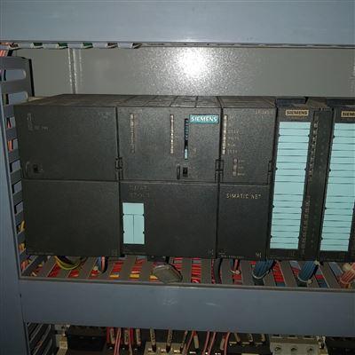 专门修复西门子PLC300模块CPU上电灯全亮