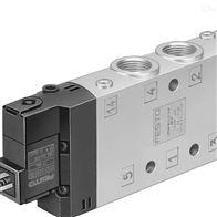 德国FESTO电磁阀CPE24-M2H-5J-QS-10现货