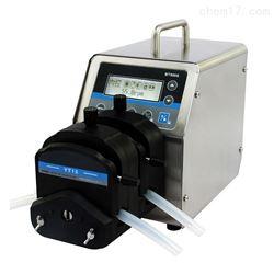 BT100S定时调速灌装不锈钢蠕动泵