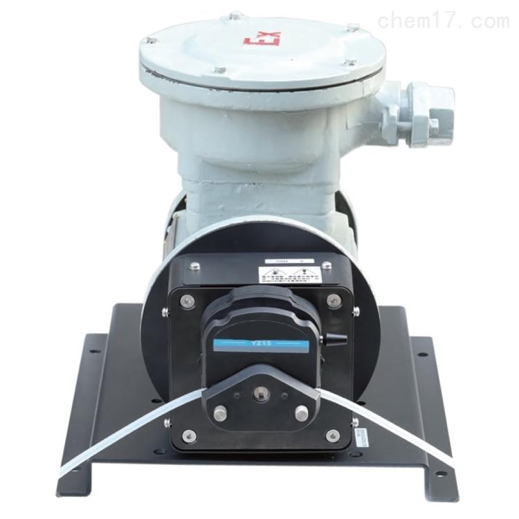 大流量防爆电机蠕动泵FG601S-A3工业灌装泵