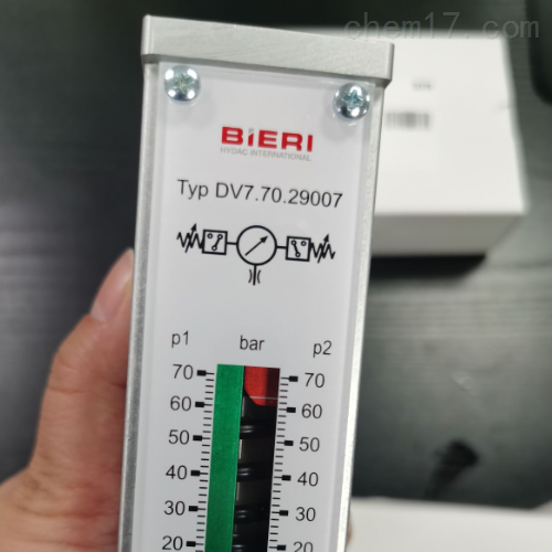 瑞士Bieri Hydraulik压力开关