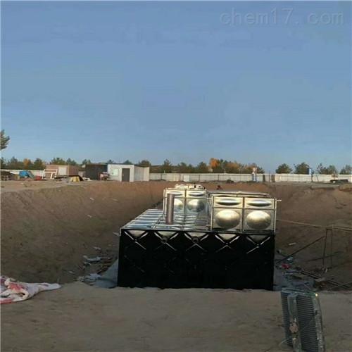抗浮式增压消防泵站一体化管理