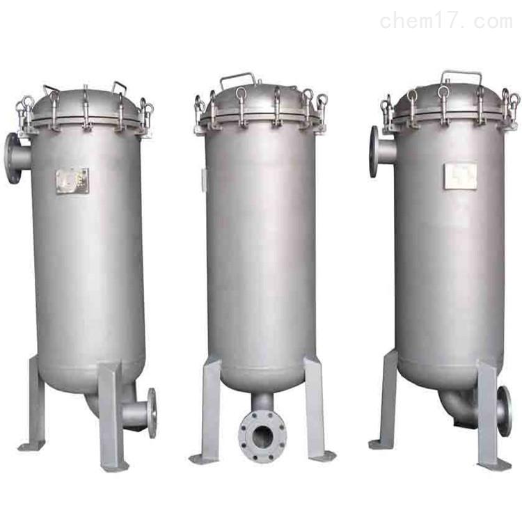 多袋式過濾器標準
