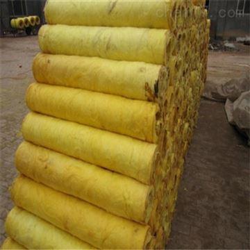 27-1220隔音管道安装玻璃棉保温管施工