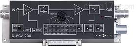 DLPCA-200具有可调增益的低噪声功率放大器