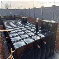 圖集XBZ-108-M裝配式復合消防水池泵站環境要求