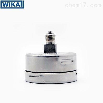 威卡WIKA532.51.160隔膜密封选项充液压力表