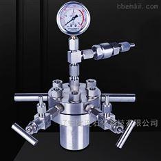 实验室小试反应釜反应器聚合罐