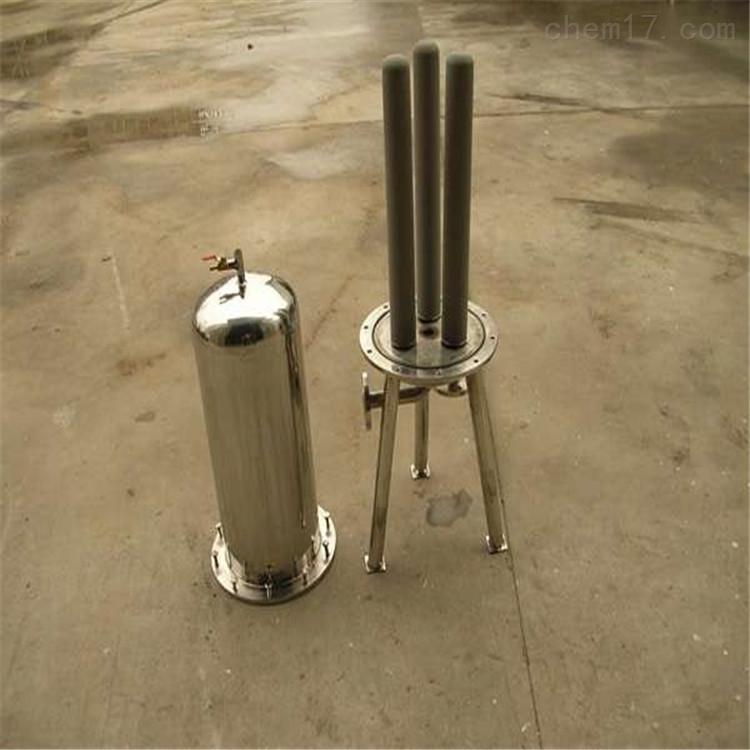 溫州廠家鈦棒過濾器