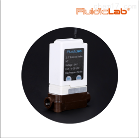 FluidicLab微流体电磁阀 微流控实验室配件耗材