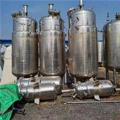便宜处理二手100立方葡萄酒发酵罐