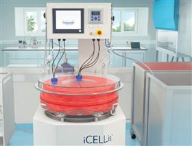 大规模病毒生产装置—iCELLis®生物反应器