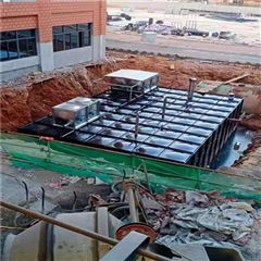 BDF箱泵一体化水箱如何二次加压