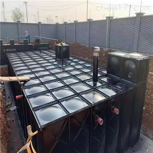 BDF箱泵一体化水箱技术要求